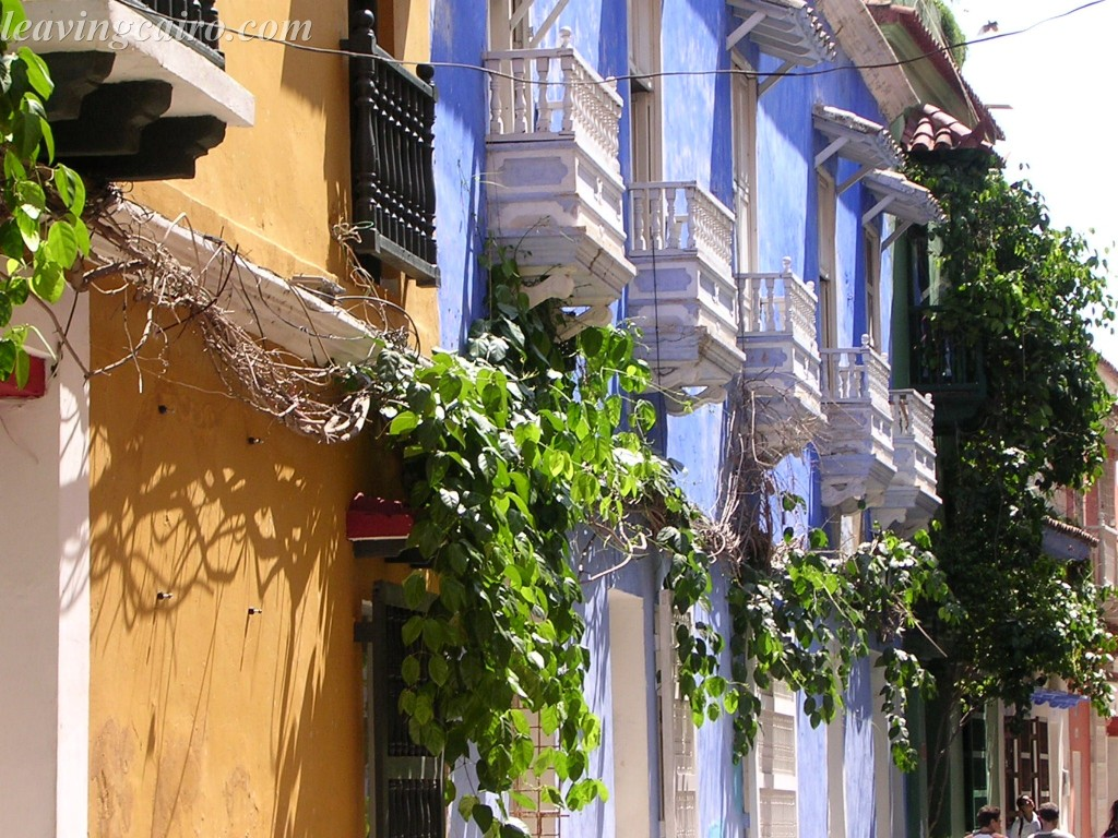 Colours of Cartagena - Colombia