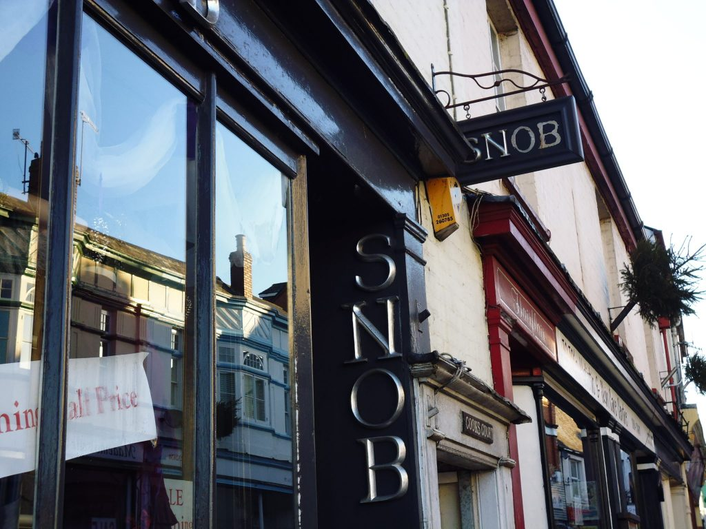 I Love Snob boutique shop - Tiverton, Devon