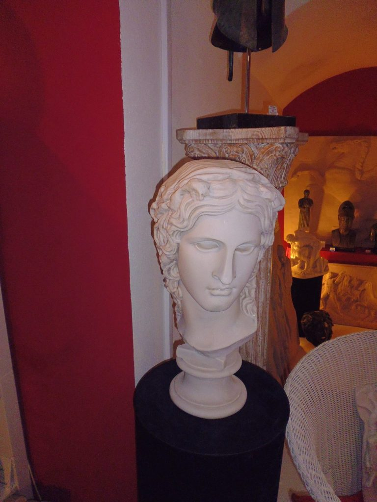 Bust anyone? It's All Greek