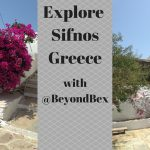Island escape to Sifnos