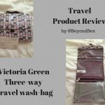 Victoria Green Travel Wash-bag – a Review