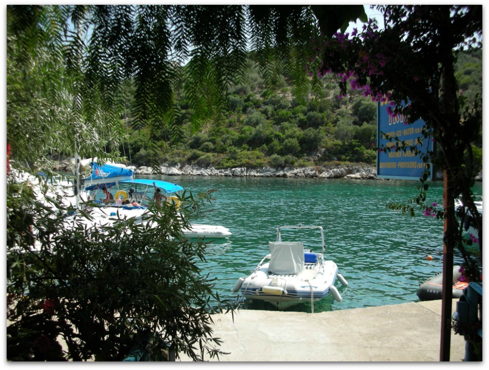 Fishing Cove of Steni Vala - Alonissos island - Greece