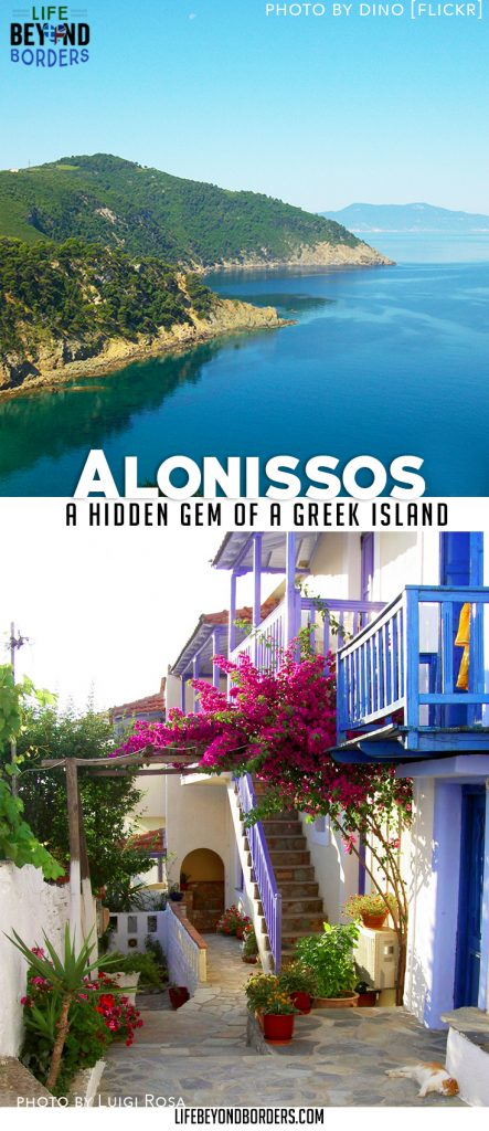 Alonissos - a hidden gem of a Greek island Come and explore it with Life Beyond Borders
