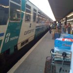 From Paris to Venice by train