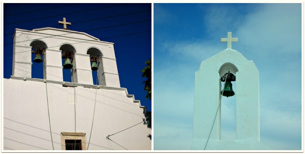 Naxos churches, Naxos Island, Greece