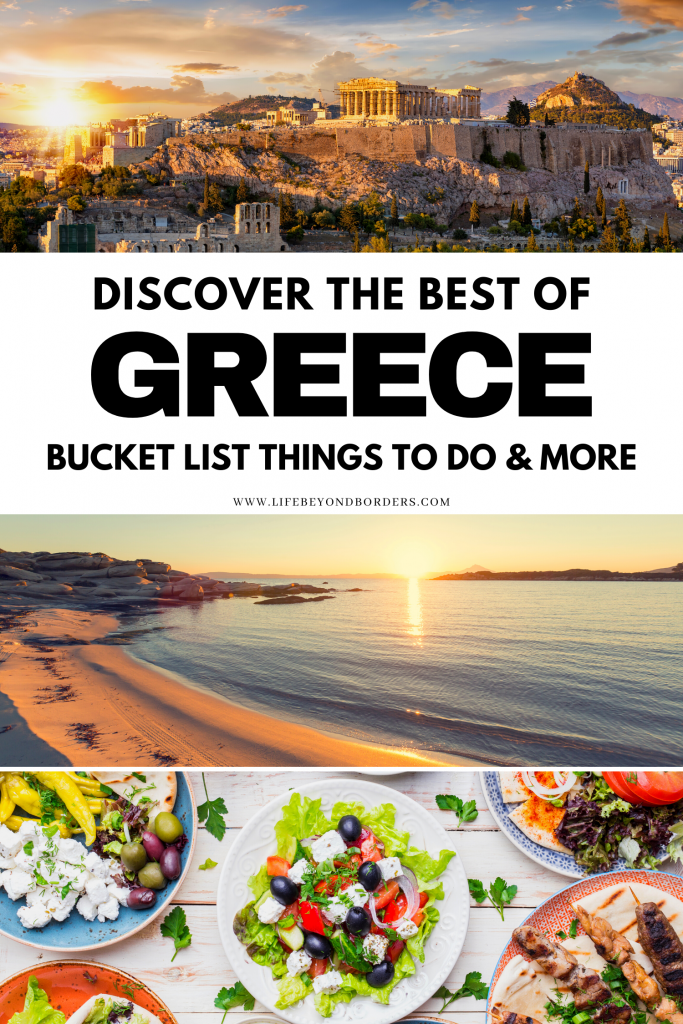 Discover the Best of Greece - LifeBeyondBorders