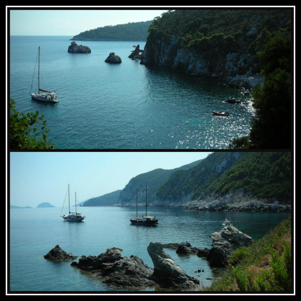 Mamma Mia island of Skopelos, Greece. Life Beyond Borders