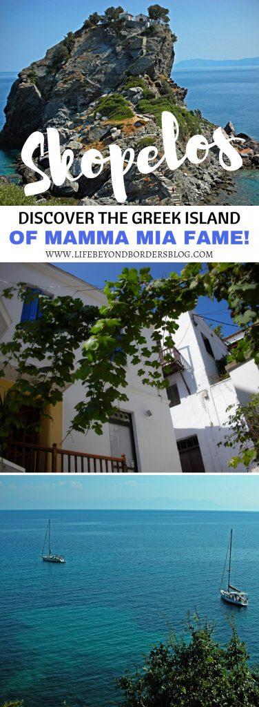 Skopelos - Discover the Greek Island of Mamma Mia Fame