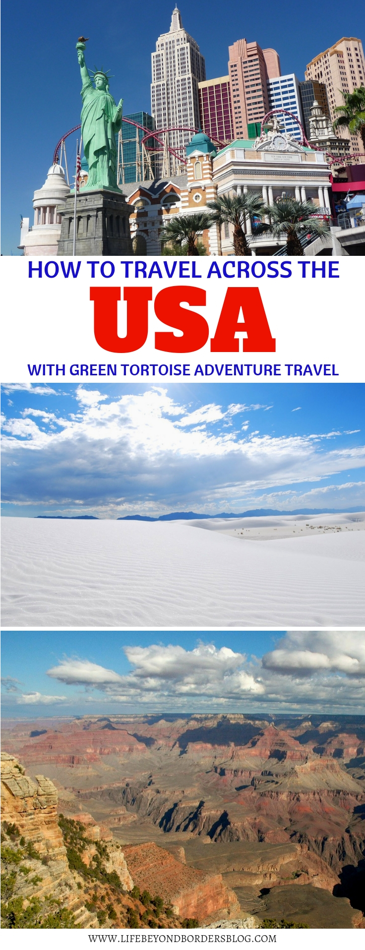 Travel Across the USA with Green Tortoise Travel