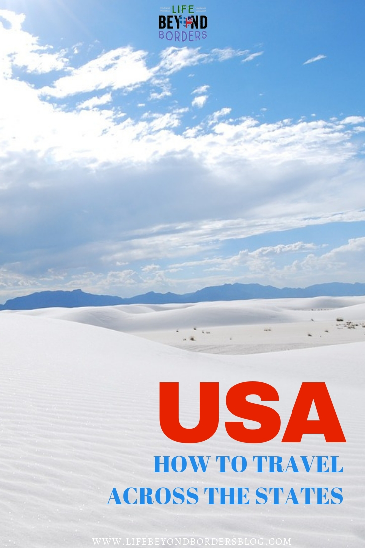 White Sands National Park - Travel Across the USA with Green Tortoise Travel