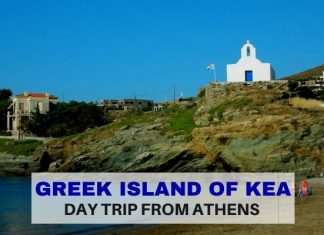 Greek Island of Kea - LifeBeyondBorders