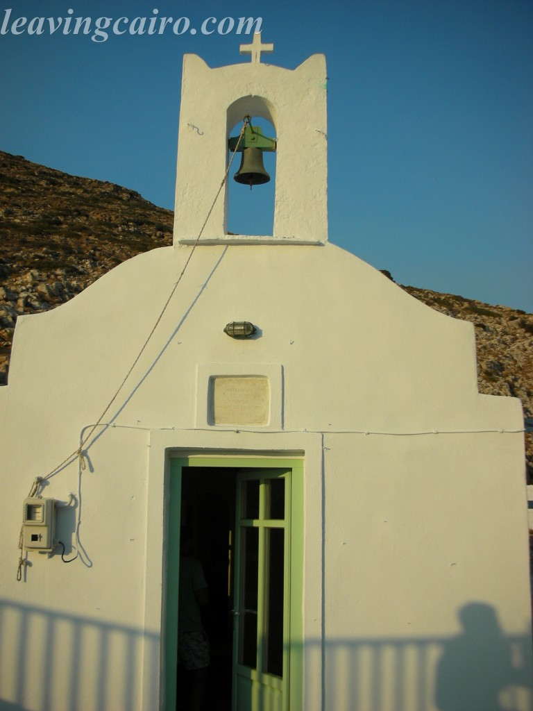 One of the many churches on Sifnos