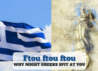 What does ftou ftou mean in Greece? Why the Greeks spit - LifeBeyondBorders