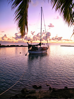 """Amazing Grace"" Aitutaki Cook Islands"