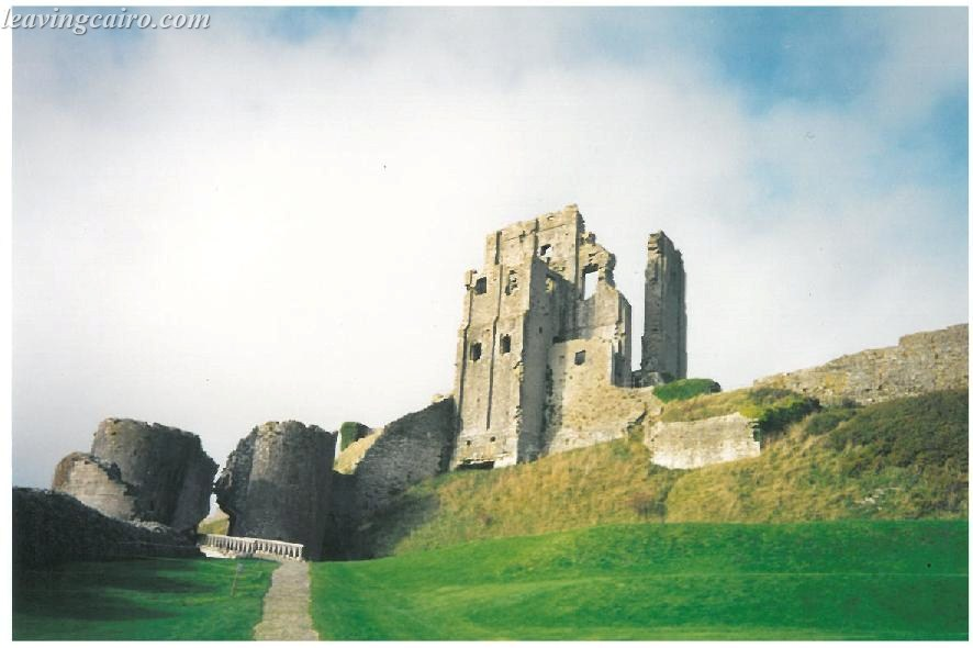 Corfe Castle - Dorset - UK