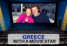 Greece with a Movie Star