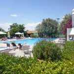 An oasis in Athens city on a hot day – Halandri Tennis Club