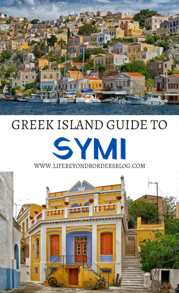 Greek Island Guide to Symi in the Dodecanese