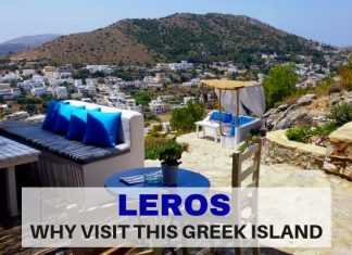 Leros - Why Visit This Greek Island - LifeBeyondBorders