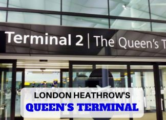 Queen's Terminal at LHR - LifeBeyondBorders