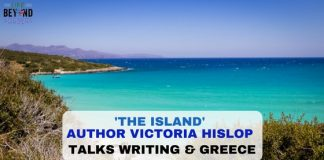 Good summertime reading ideas - 'The Island' by Victoria Hislop.