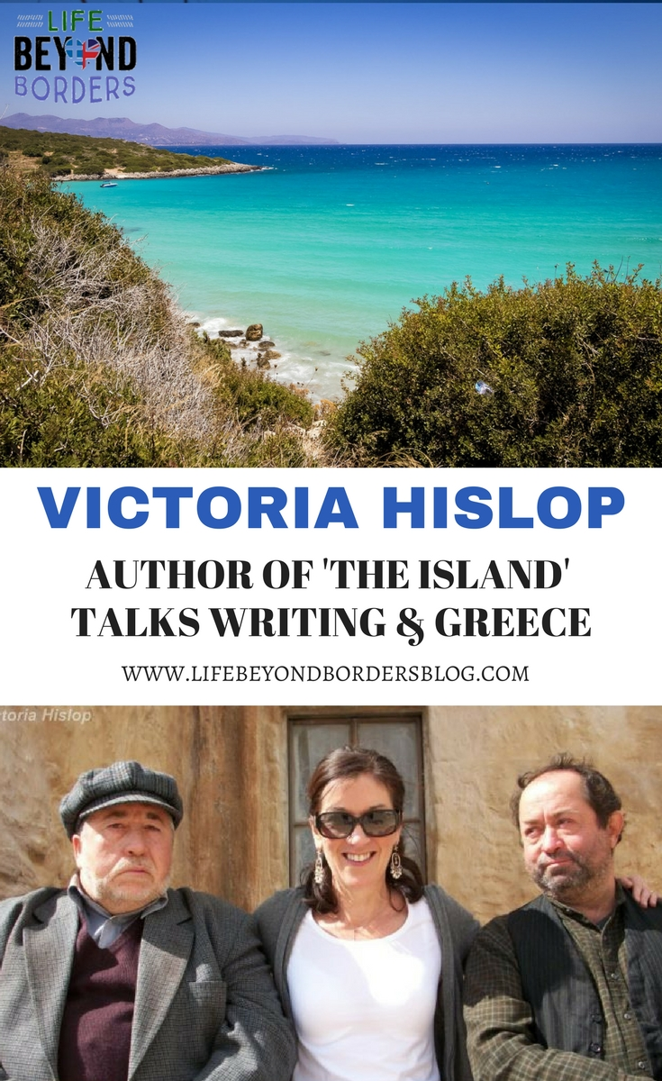 Suggested summertime reading - The Island by Victoria Hislop