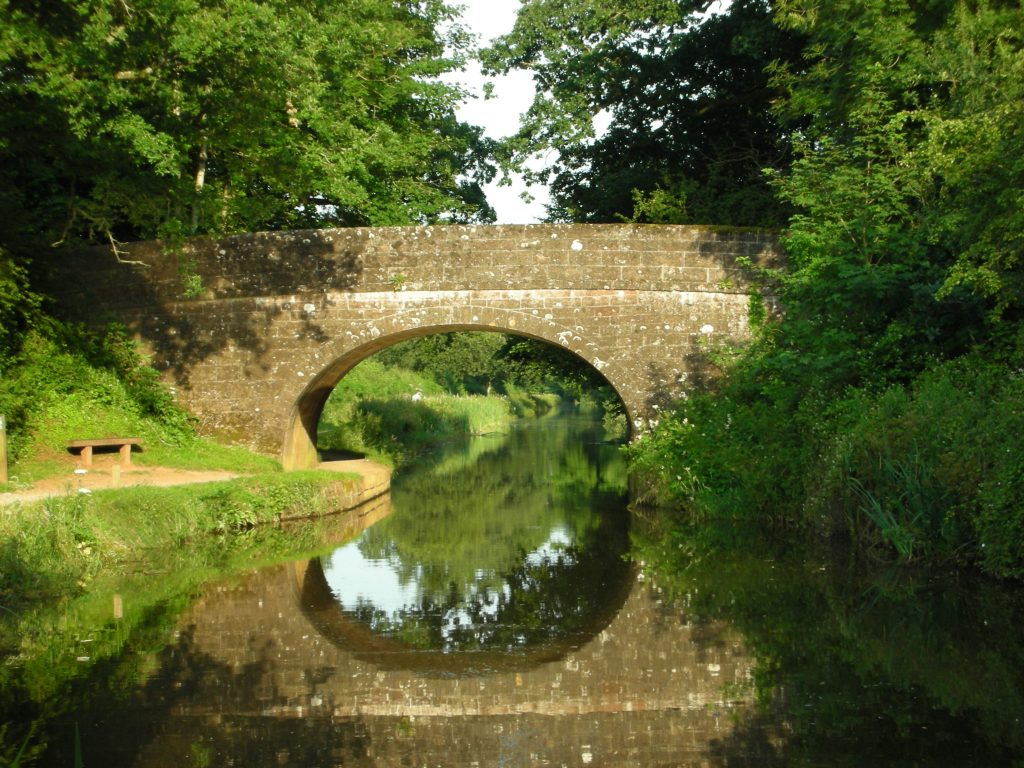 Tiverton Canal - Devon - UK