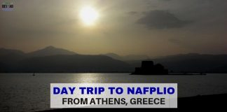 Day Trip to Nafplio from Athens