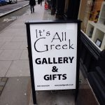 It's All Greek – replica Greek artefacts for sale in central London