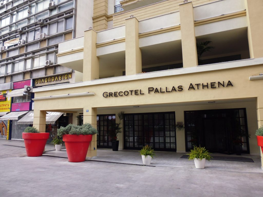 Grecotel Pallas Athena - kind hosts for our first Travel Bloggers Greece meeting