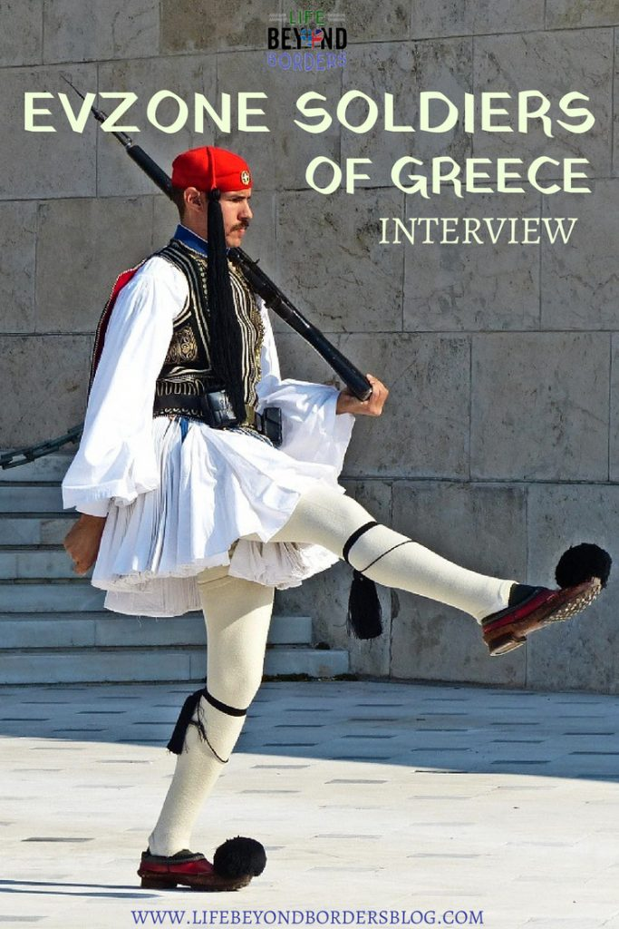 Evzone Soldiers of Greece - Interview with the Presidential Guards