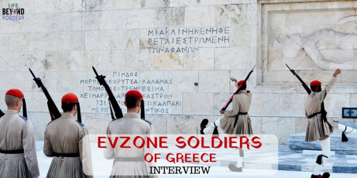 Evzone Soldiers of Greece - The Interview