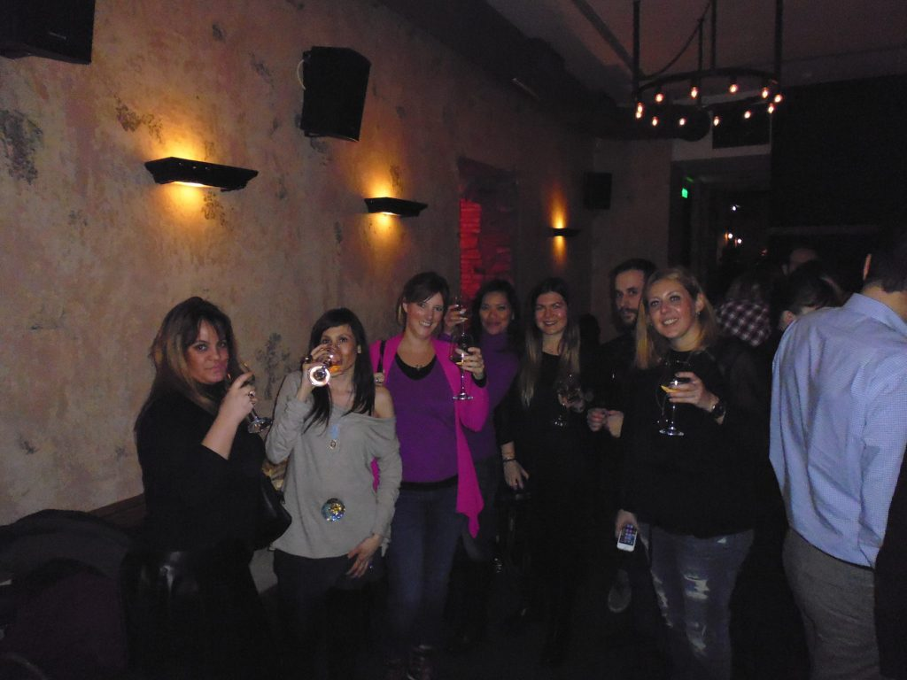 Networking with, amongst others, Tresor Hotels & Resorts and Living Postcards as well as Travel Bloggers Greece