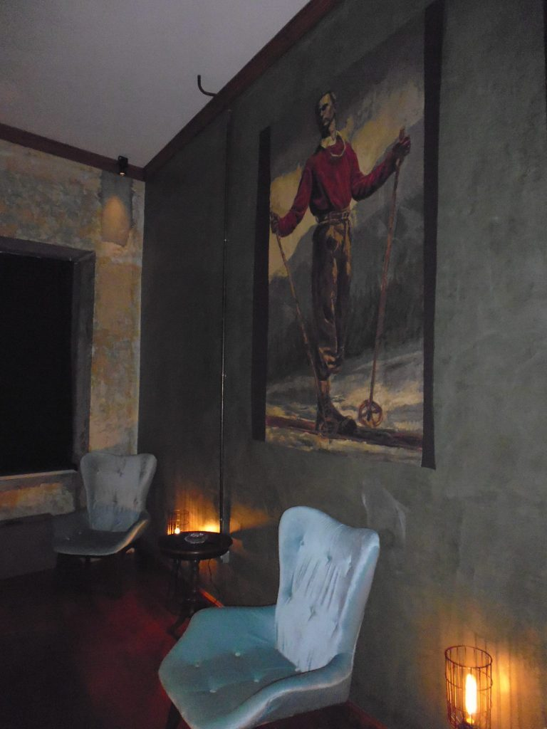 """""""The Room"""" - Clumsies Bar. A slightly more formal atmosphere"""