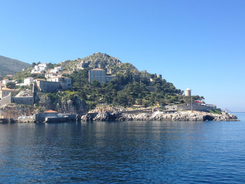 Coming into Hydra