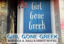 Girl Gone Greek - Read the novel by Rebecca Hall