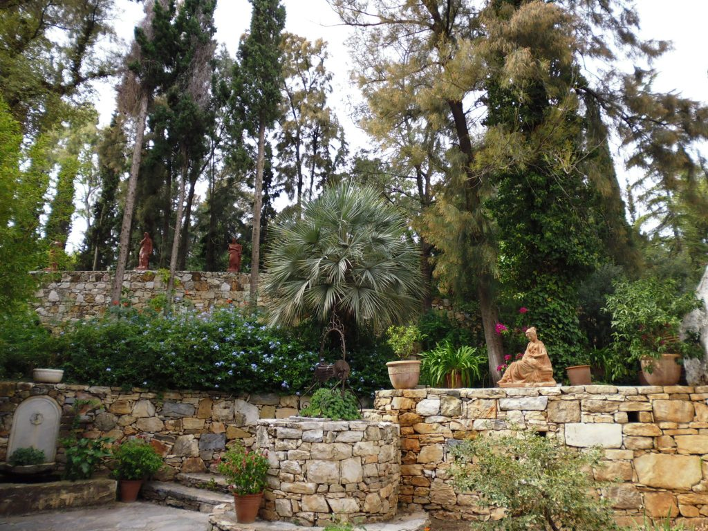 Gardens of the Vorres Museum - Athens, Greece. So beautiful - LifeBeyondBorders