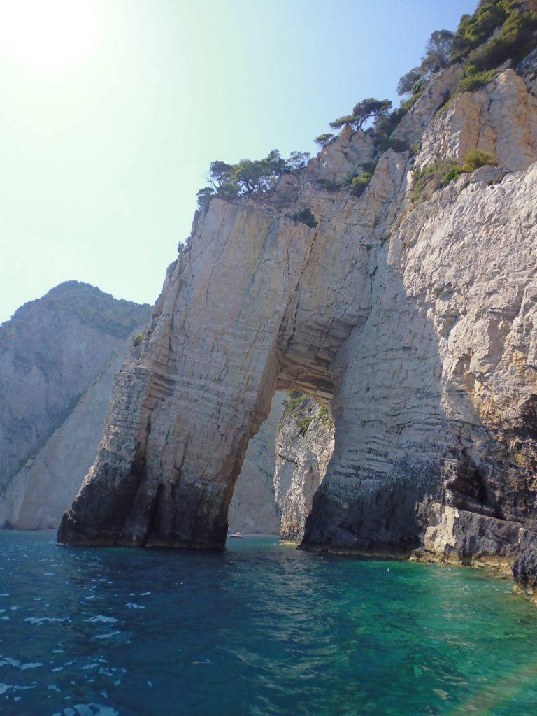 Kamares Arches - Zakynthos island, Greece