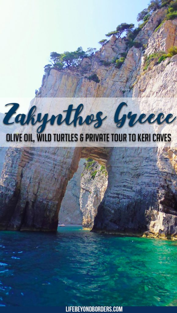 Zakynothos island, Greece: Discovering how olive oil is made and exploring the Keri Caves