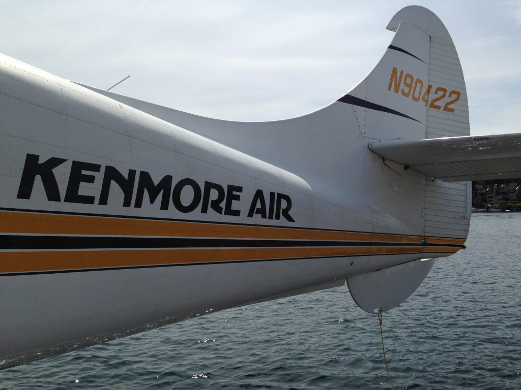 Kenmore Air floatplane