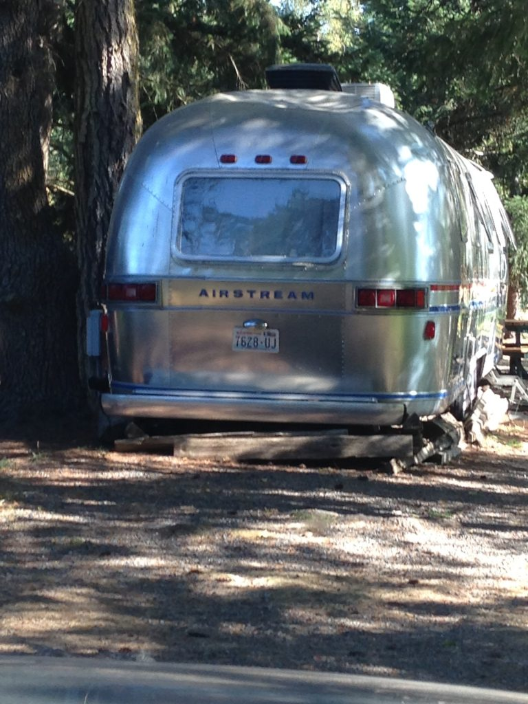 Airstream at Lakedale Resort - San Juan Island