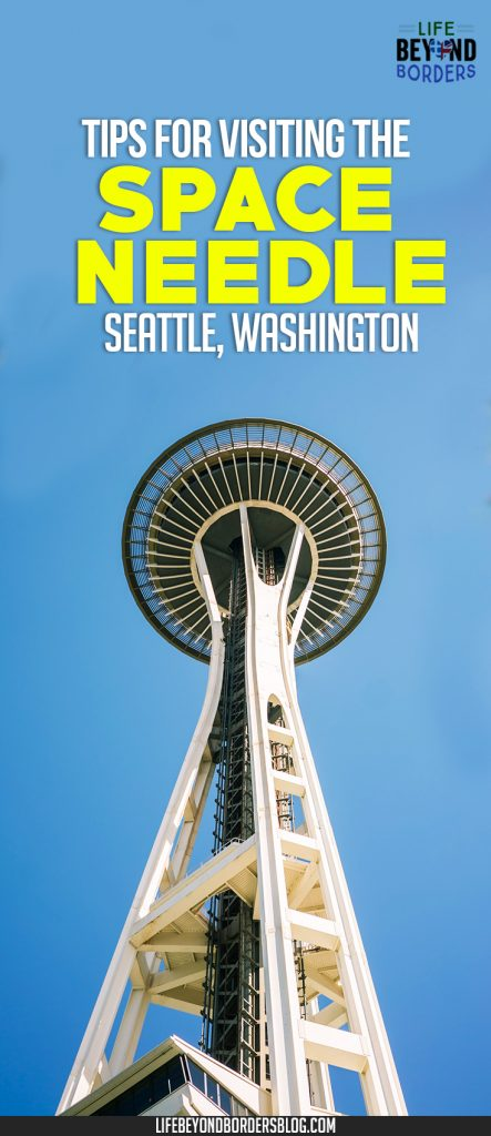 The Space Needle, Seattle, Washington. A hang over from the 1982 World's Fair, it's a must visit.