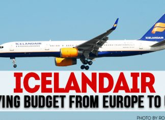 Icelandair Review - flying budget from Europe to the USA.