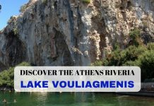 Discover Vouliagmenis Lake - natural thermal spring lake along the Athens Riviera, Greece - LifeBeyondBorders