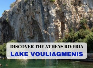 Discover Vouliagmenis Lake - natural theramal spring lake along the Athens Riviera, Greece - LifeBeyondBorders