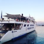 Olympic Cruises: Three Greek Islands, One Day