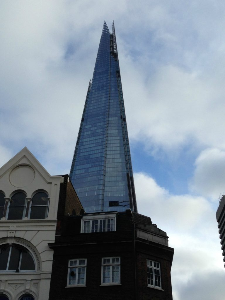 The Shard - replacing Southward Towers