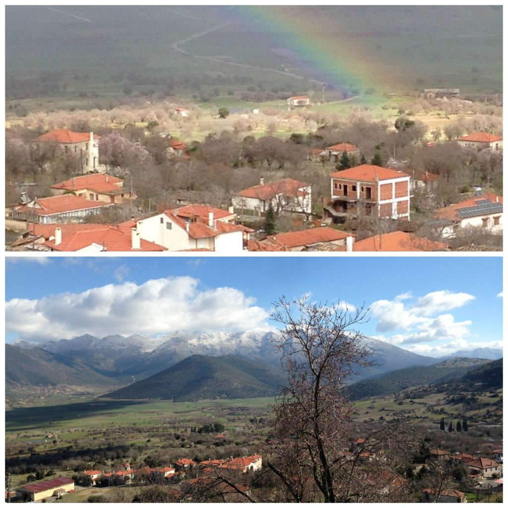 Levidi region - where Hotel Villa Vager is located