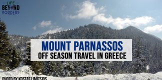 Visit Mount Parnassos - Greece. Have you ever been? Image © Kostam Limitsios