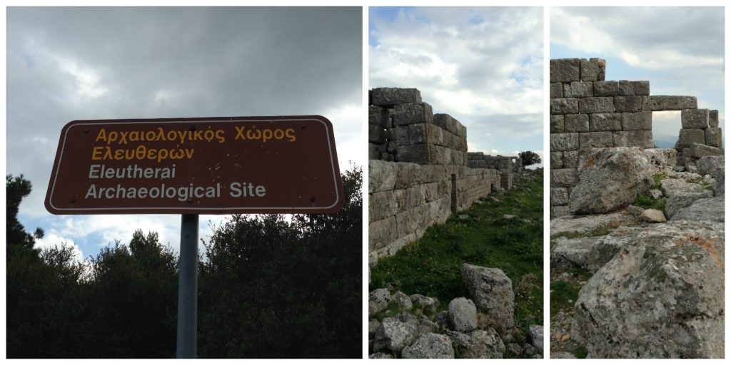 Fortress of Eleutherai Hosios Loukas Monastery Greece - Life Beyond Borders